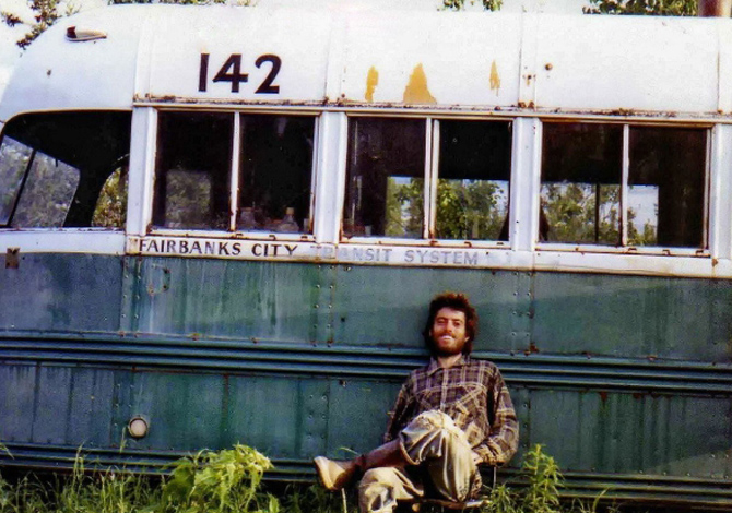 Into the Wild, le foto originali