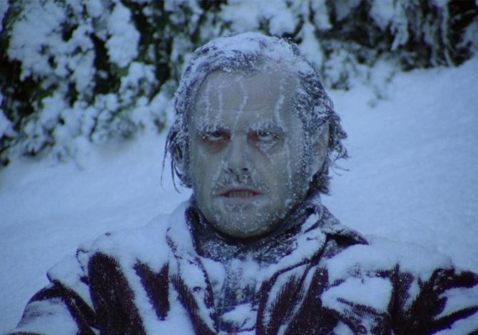 10 film coperti di neve