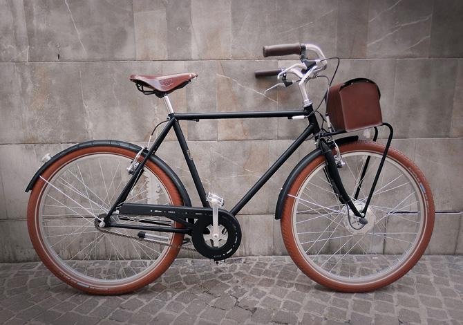 Velorapida, l'e-bike italian style