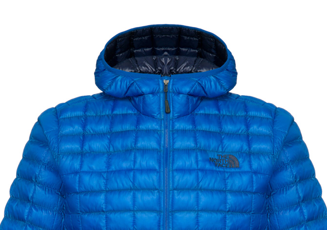 Thermoball di North Face è la giacca totale?