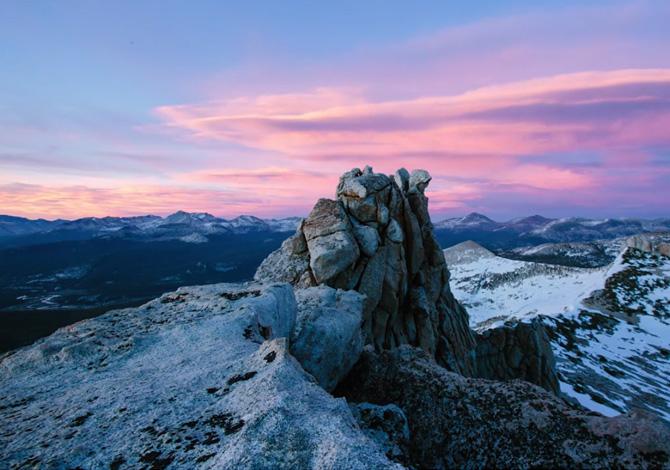 Yosemite, lo spettacolo della natura