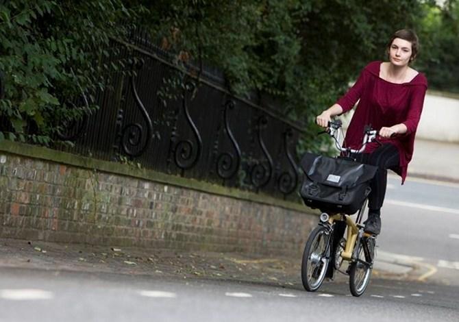 Avete mai pensato a una bici pieghevole?