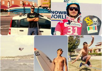 Omar Visintin Snowboard Cross Coppa del Mondo