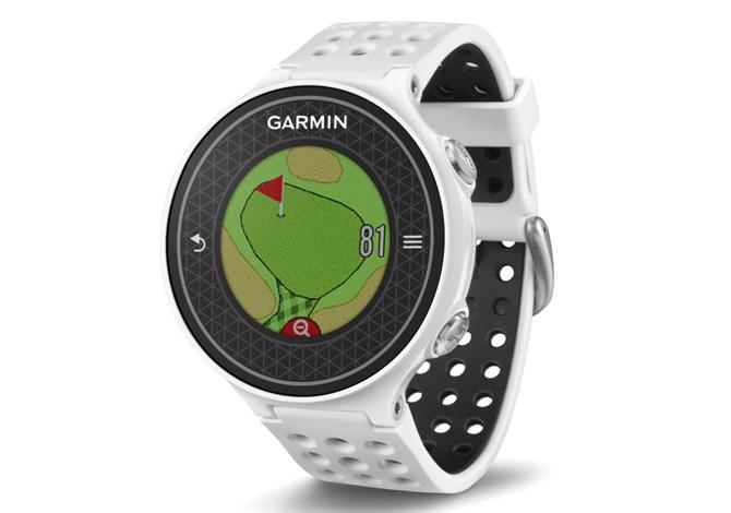 Garmin Approach S6: il GPS da polso per chi gioca a golf