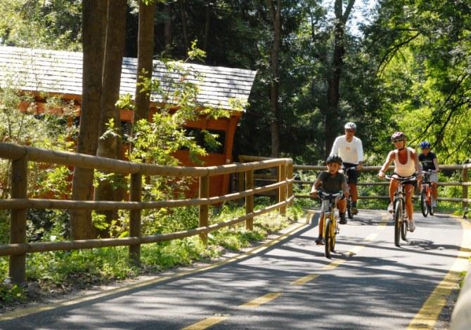 La pista ciclabile dell'Oglio, dal Tonale al Po