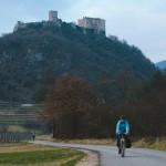 Itinerario in Trentino in Bicicletta