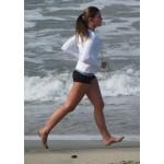 Beach Running Puglia