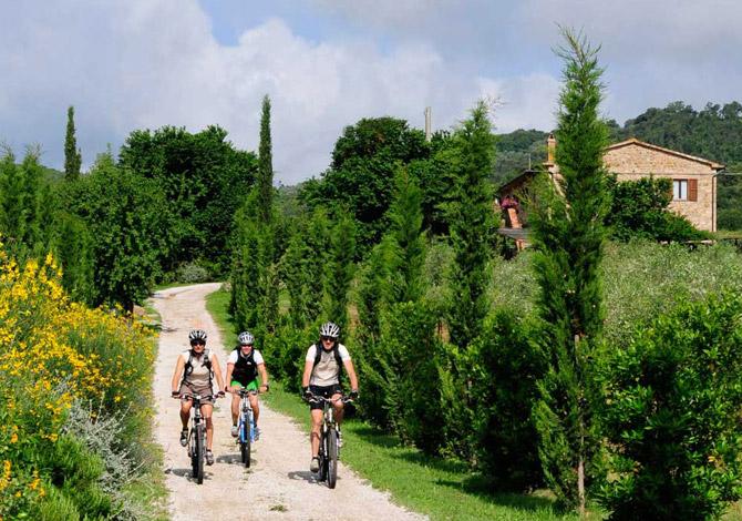 10 bike hotel in Italia per una vacanza sui pedali