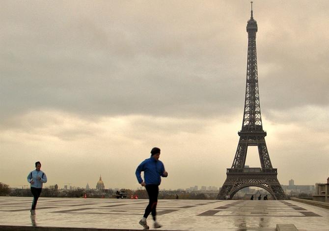 Paris running tour: visitare Parigi di corsa (ma non di fretta)