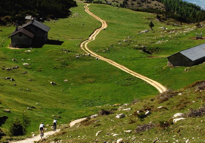 I più bei percorsi in mountain bike della Paganella
