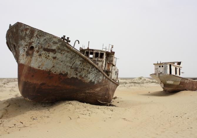 I peggiori disastri ambientali della storia