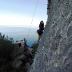 Arrampicare Cala Luna Sardegna