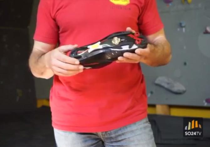 Come sono fatte le scarpe per la MTB
