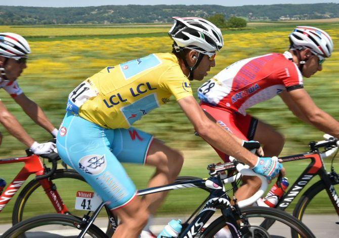 Essere Vincenzo Nibali: la bici (e tutto il resto) usati dal vincitore del Tour de France