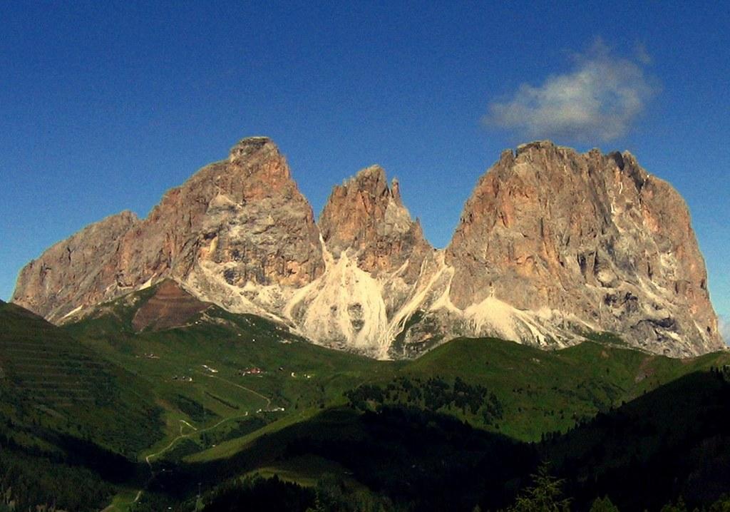 8 idee per un trekking nelle Dolomiti