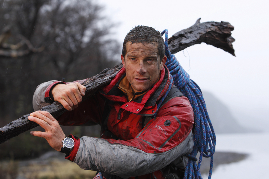 Il kit survival firmato Bear Grylls