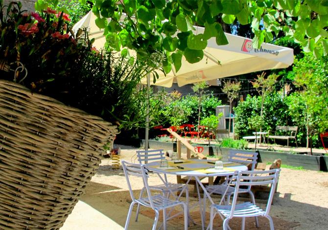 Roma 10 ristoranti per mangiare all aperto sportoutdoor24 for Layout di patio all aperto