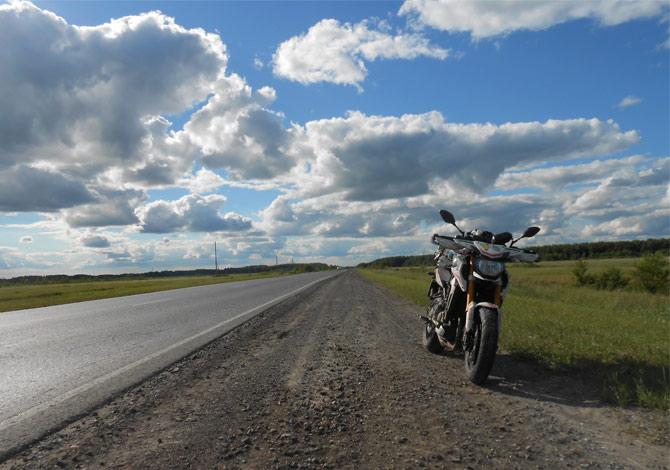 Viaggio da record: la Transiberiana in moto