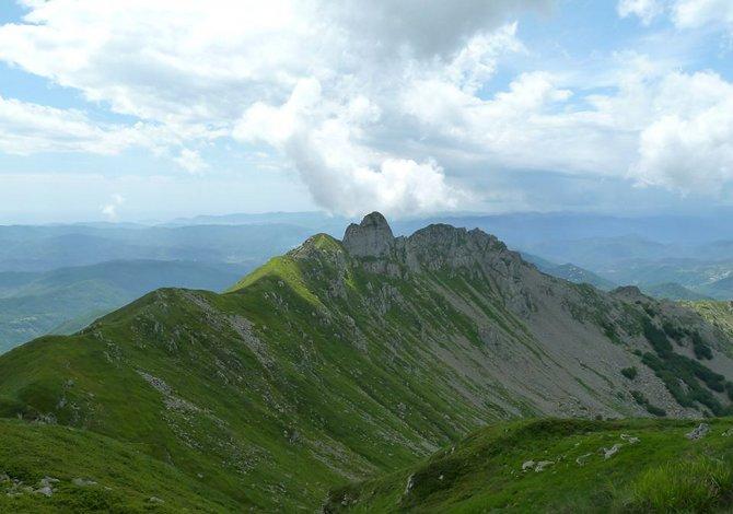 Alta Via dei Parchi trekking Appennino Emilia Romagna Toscana Marche