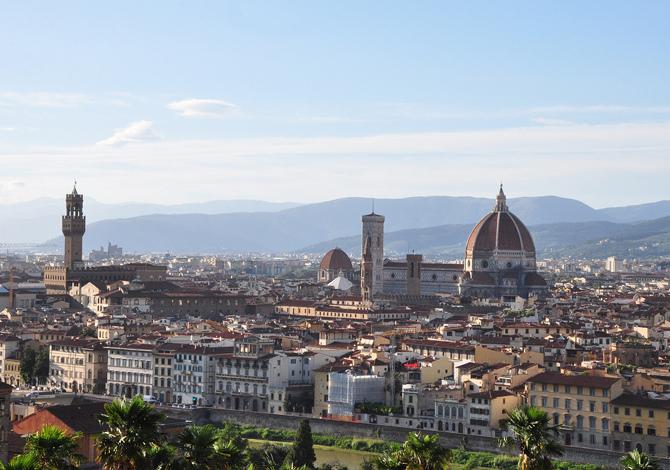Dove andare a correre a Firenze?