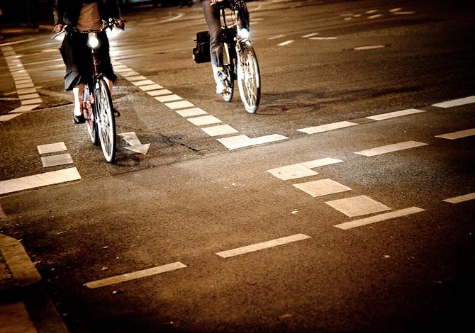 In bici in città consigli sicurezza