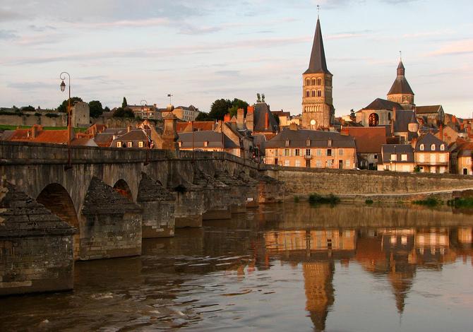 in bici nella Valle della Loira