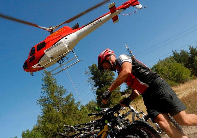Venite ad Aosta a provare l'elibike con noi?