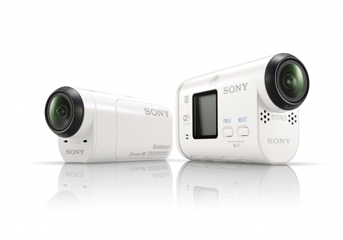 Action Cam Sony HDR-AZ1VR