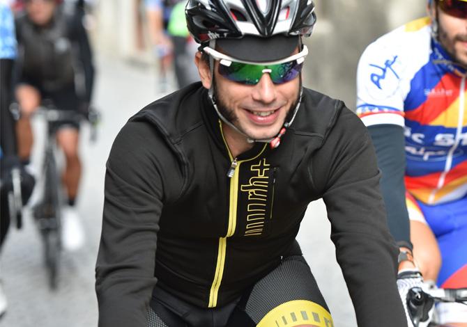 PW Alpha Jacket: il primo capo in Polartec per il ciclismo