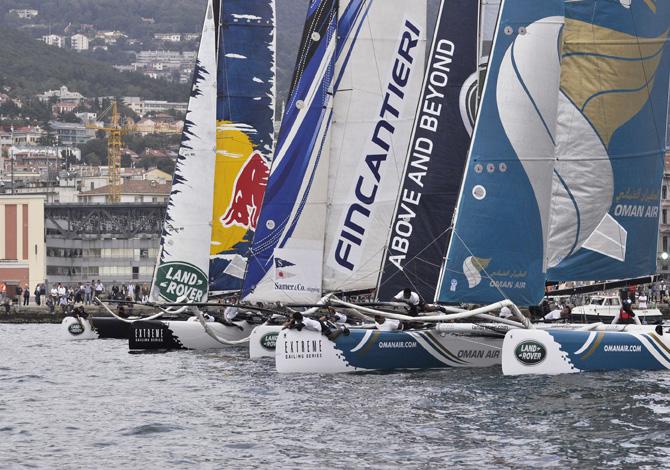 Barcolana di Trieste, la festa della vela si chiude domenica 12 ottobre