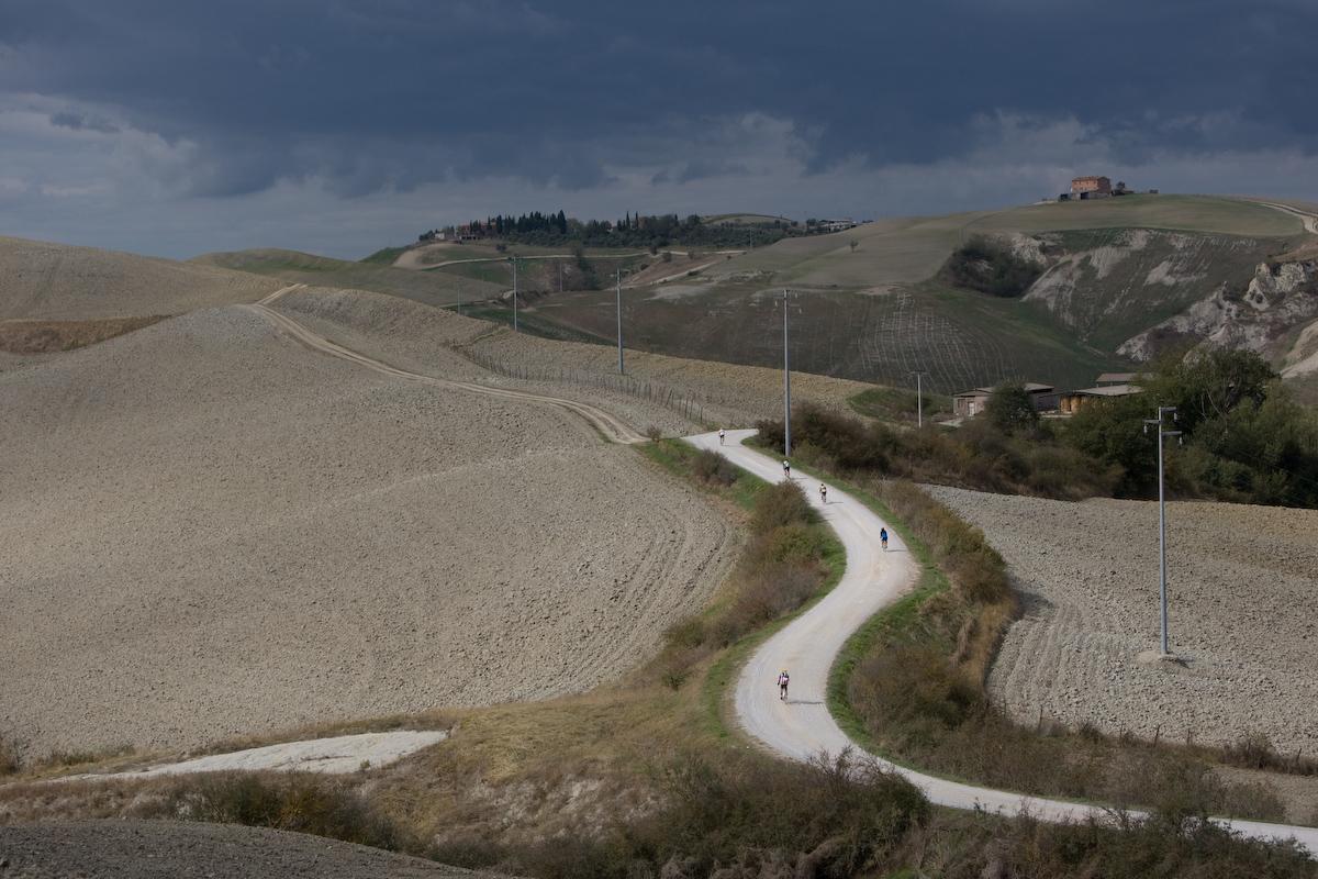 eroica - cicloturistica - toscana - bici