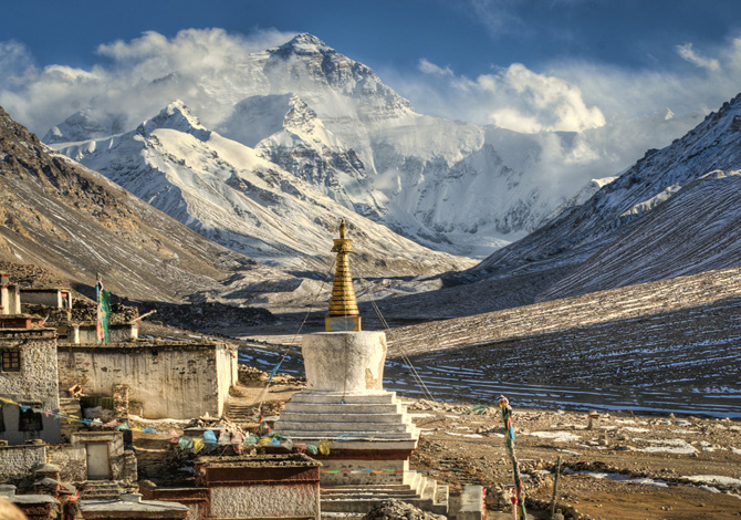 Tibet - Everest