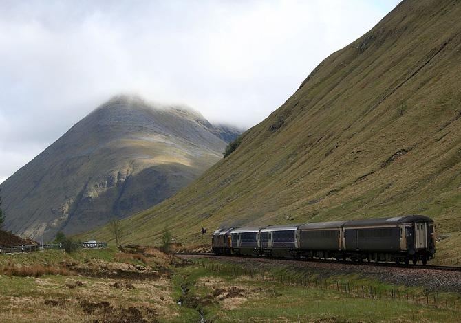 Foto: i 7 treni più panoramici del mondo