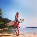 Alana Blanchard Instagram sexy