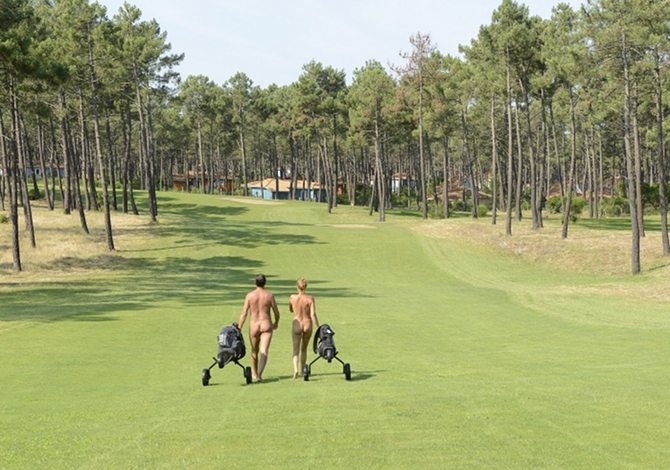 Golf-Nudisti-La Jenny Resort
