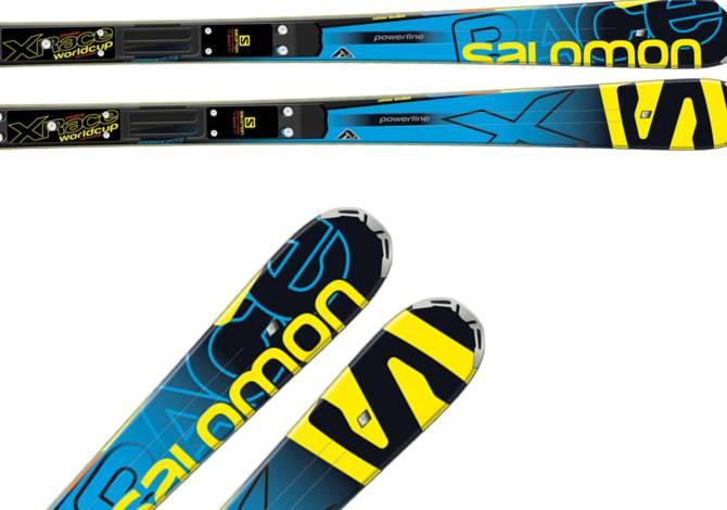 salomon x race