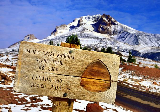 Pacific Crest Trail, il trekking di 4mila chilometri dal Messico al Canada