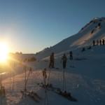 Trentino Ski Sunrise Pampeago