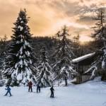 4 Trentino Ski Sunrise