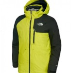 GIACCA THE NORTH FACE OZONE TRICLIMATE / 8-12 anni