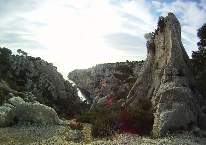 Calanques Marsiglia