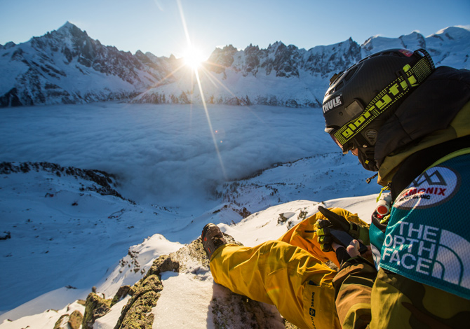 Neve da brivido: il Freeride World Tour visto da dentro
