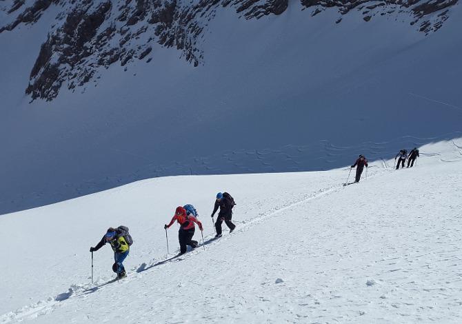 Hervé Barmasse: 5 consigli per chi comincia a fare sci alpinismo