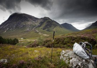 Trekking West Highland Way Scozia