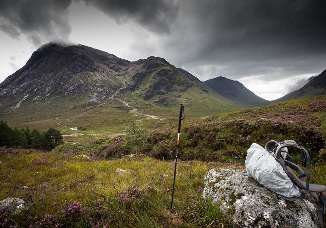 Trekking West Highland Way Scozia