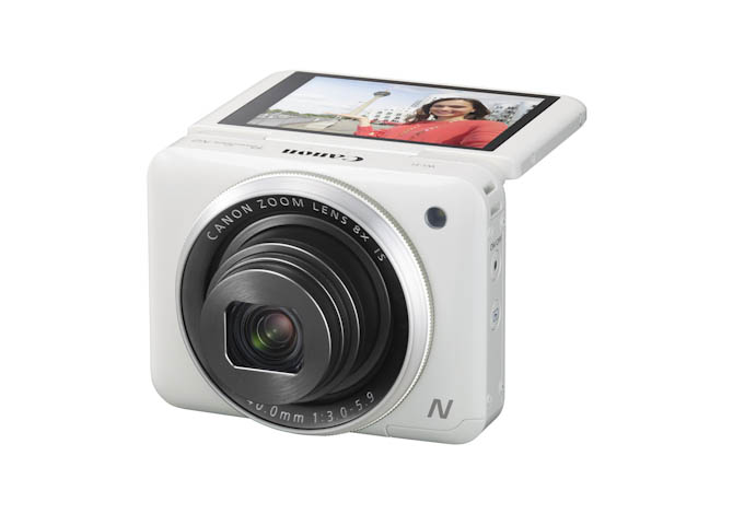 Canon PowerShot N2, selfie cam di qualità – la prova