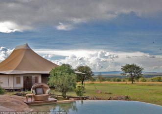 Lusso e natura: gli hotel del National Geographic