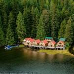 Nimmo Bay Wilderness Resort - British Columbia, Canada
