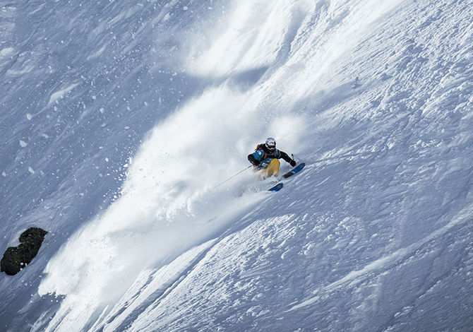 Swatch Freeride World Tour by The North Face, si parte il 24 a Chamonix