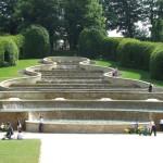 Alnwick Gardens, Inghilterra